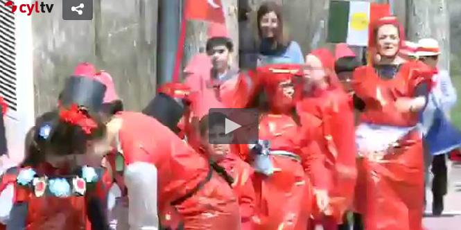 Desfile Semana Cultural 2015